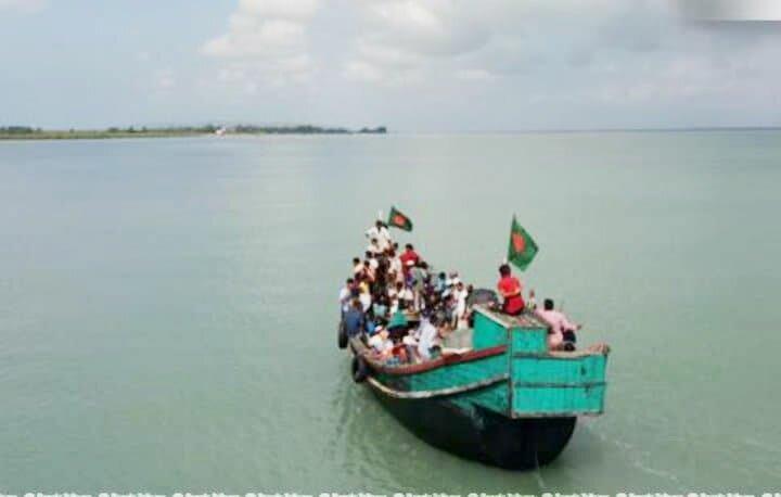 Boat sank 1 people die and 1 people injured in Kutubdia