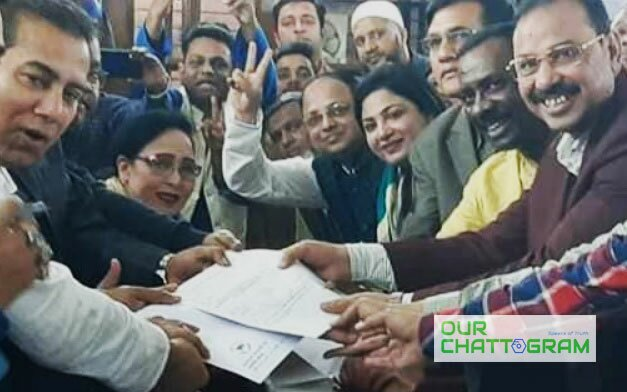 AJM Nasir nominated the AL in Chittagong City elections