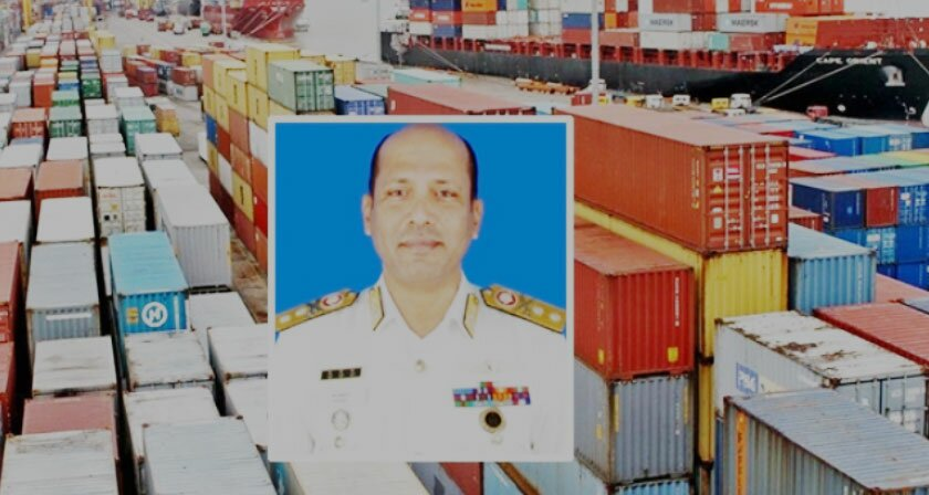 Abul Kalam Azad is the new chairman of Chittagong port