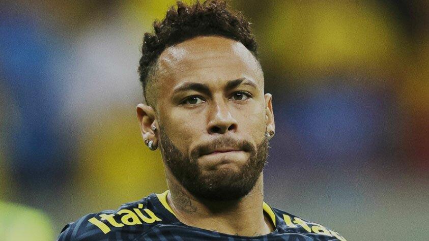 Neymar left France for fear of coronavirus.